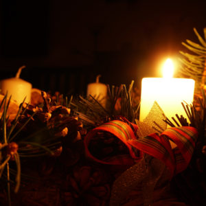 Adventsfeier der Senioren