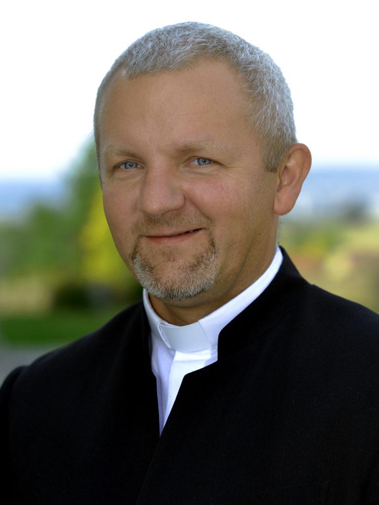Pfarrer Dr. Gregor Waclawiak