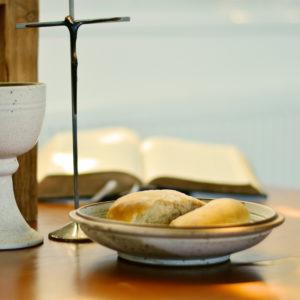 Gottesdienstfeier in Corona-Zeit