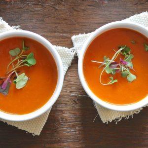 Suppe nach dem Gottesdienst