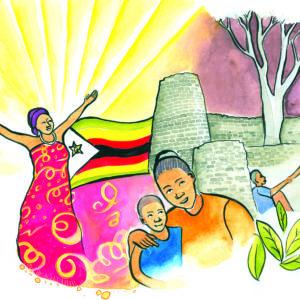 Mutmach-Geschichten aus Simbabwe