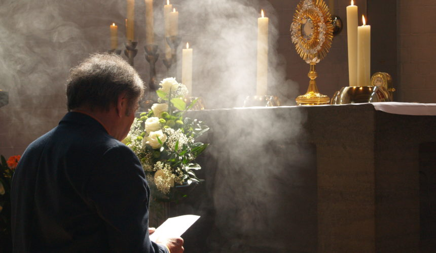 Großes-Gebet in St. Gallus