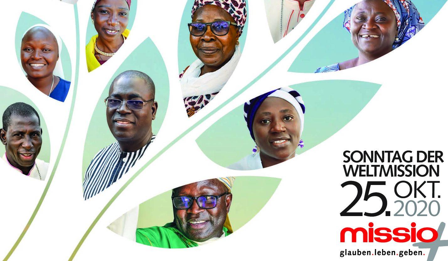 WELTMISSIONSSONNTAG 2020 am 25. Oktober