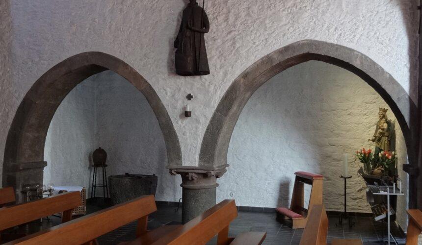 Sonntagsgottesdienste in Münzenberg und in Gambach