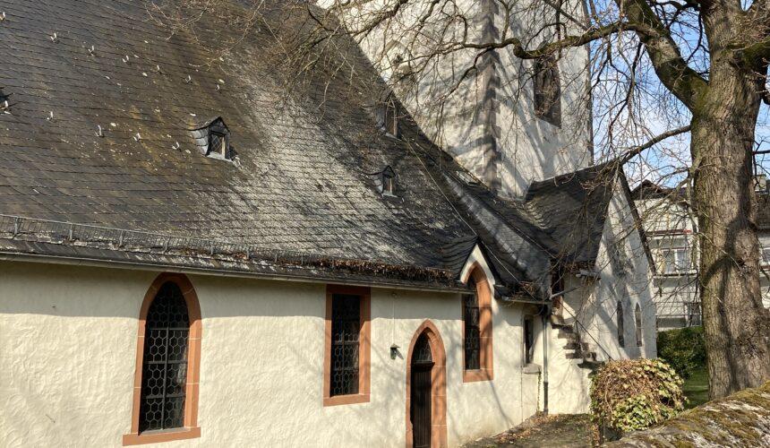 Ökumenischer Gottesdienst am Pfingstmontag in Münzenberg