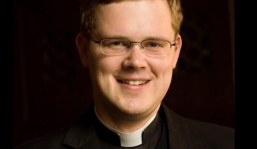 Grußwort vom Pfarrer Christoph Hinke